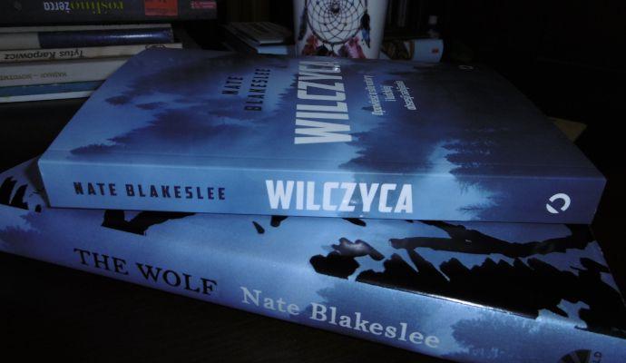Wilczyca - o amerykańskim wilku przekraczającym granice rezerwatu