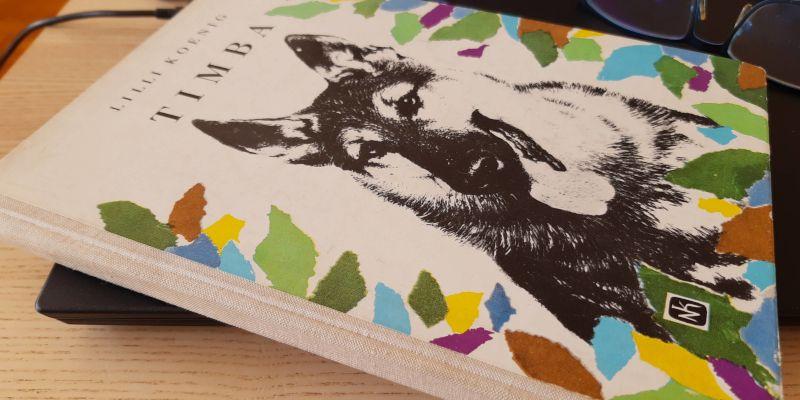 Książki z dzieciństwa czyli o psach po psiemu